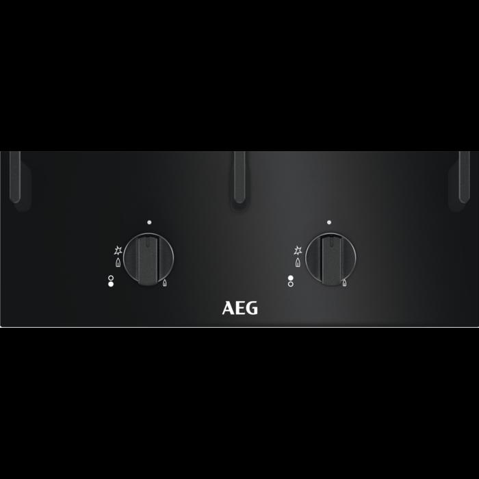 AEG - Gāzes plīts virsmas - Iebūvēts - HC412001GB