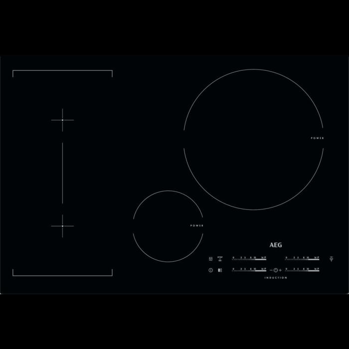 AEG - Table de cuisson à induction - HKL85410IB