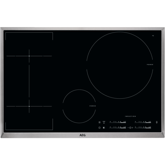 AEG - Table de cuisson à induction - HKL85410XB