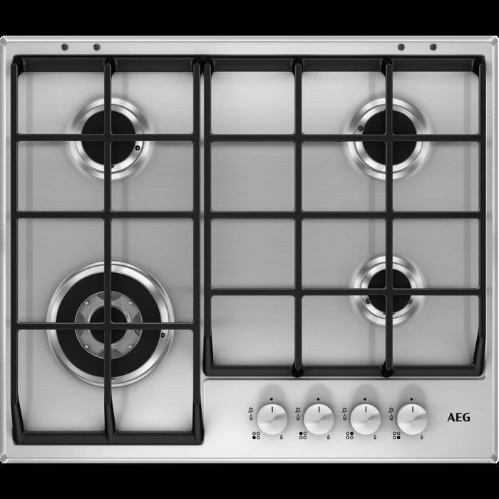 AEG - Płyta gazowa - HG654550SM