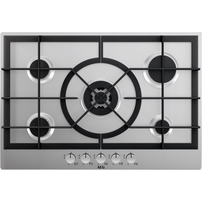 AEG - Gas hob - HG755420NM