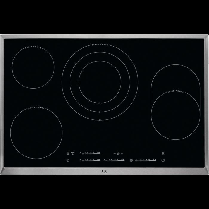 AEG - Strahlungsbeheizte Kochfelder - HK854870XB