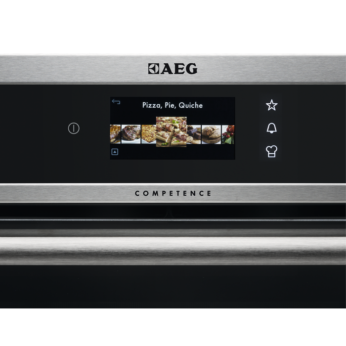 AEG - Steam oven - BS836680KM