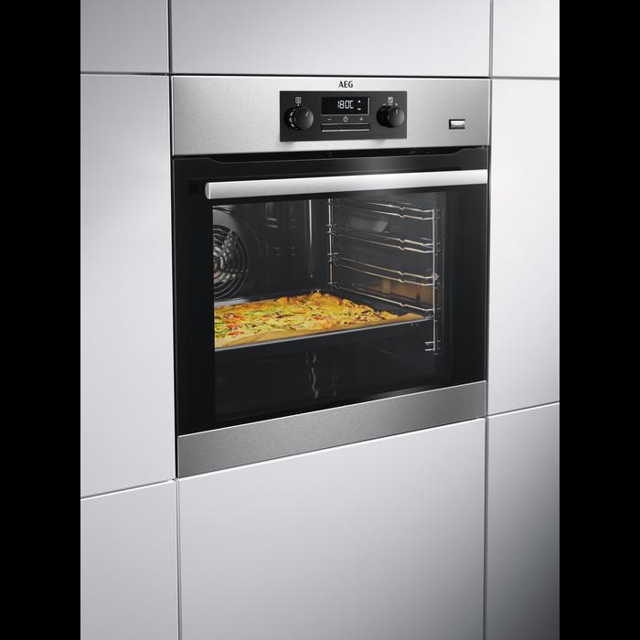 AEG - Steam oven - BPK351021M