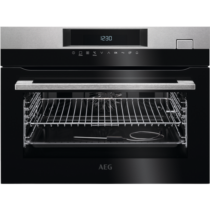 AEG - Steam oven - KSK782220M
