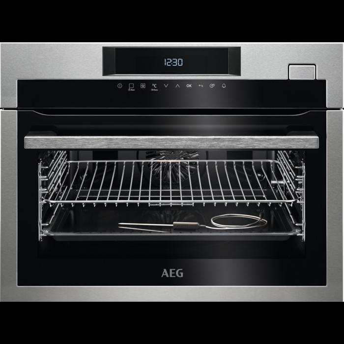 AEG - Steam oven - KSE782220M