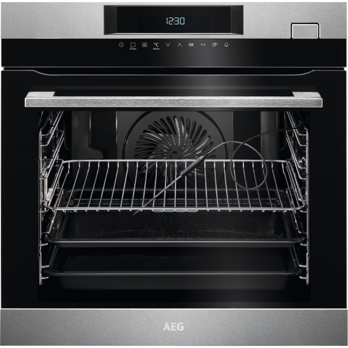 AEG - Steam oven - BSK78232PM