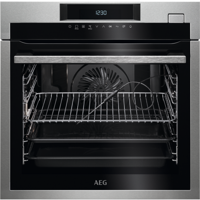 AEG - Steam oven - BSE774320M