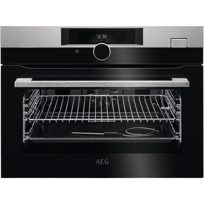 AEG - Steam oven - KSK882220M