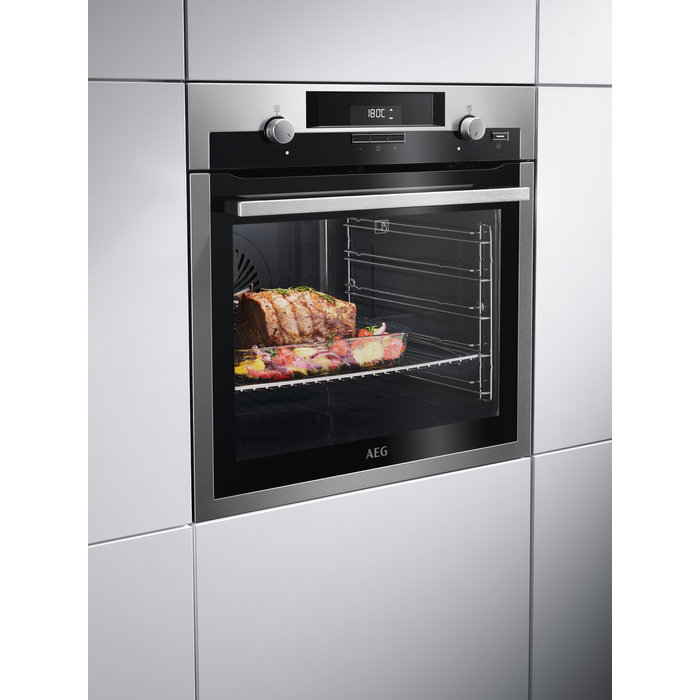 AEG - Electric Oven - BES45101LM