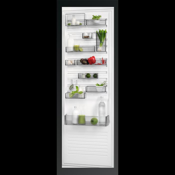 AEG - Fristående kylskåp - Fristående - RKE73924MX