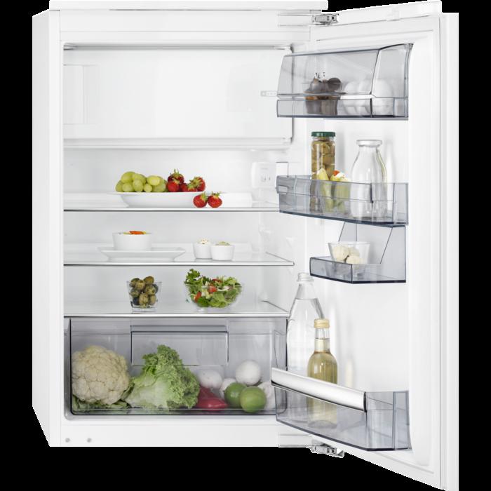 AEG - Kalusteisiin sijoitettava jääkaappi - Kalusteisiin - SFB68821AF