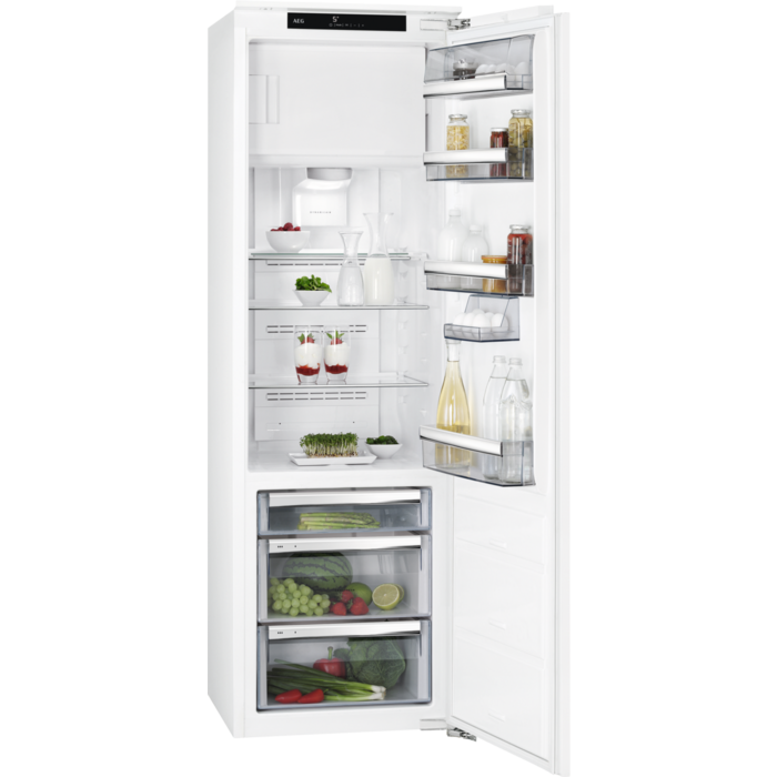 AEG - Inbouw koelkast - SFE81826ZC