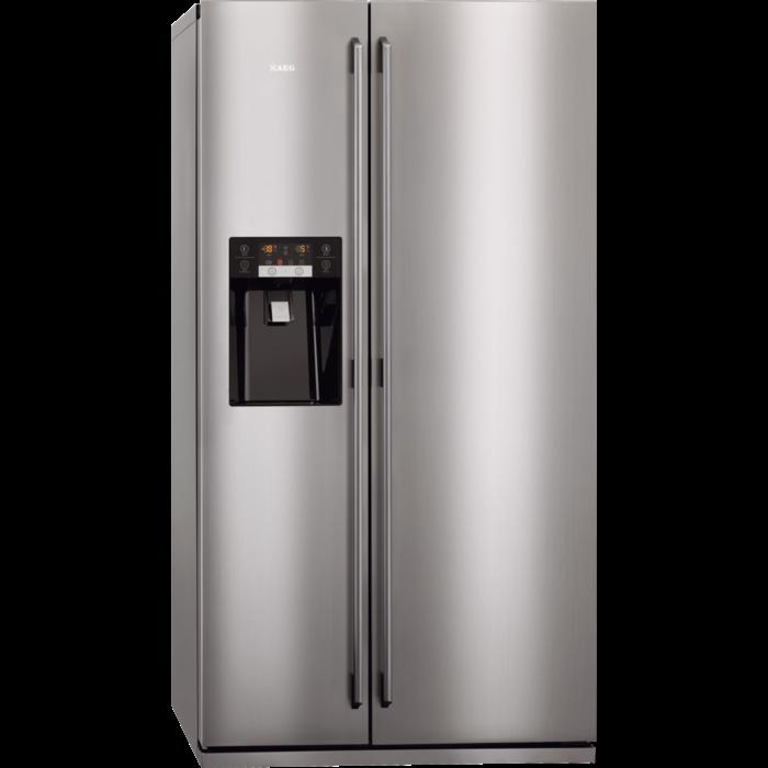 AEG - Side by side fridge-freezer - Side-by-side - S96090XVM1