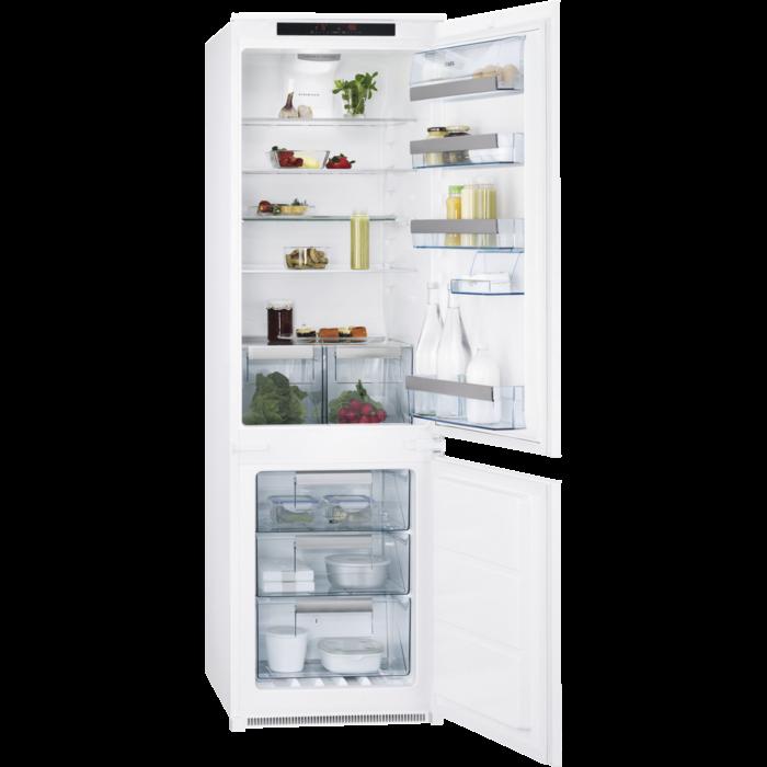 AEG - Kalusteisiin sijoitettava jääkaappipakastin - Kalusteisiin - SCT81800S1