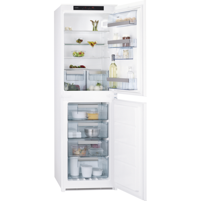 AEG - Integrated fridge freezer - Built-in - SCN71809S0