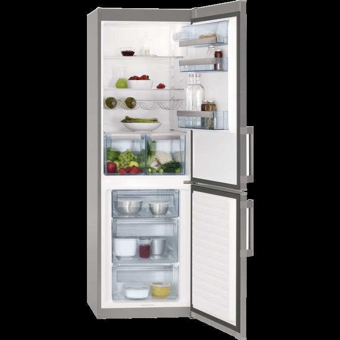 AEG - Combi frigo/congélateur pose libre - S53620CSX2