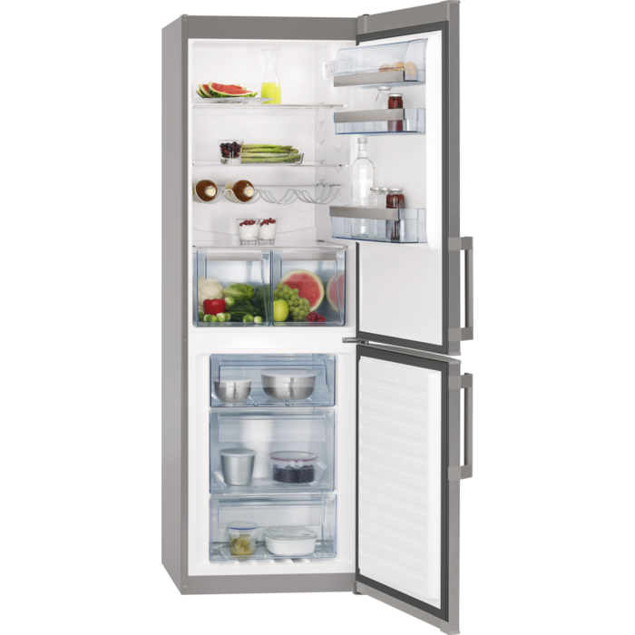 AEG - Freestanding fridge freezer - Free-standing - S53420CNX2