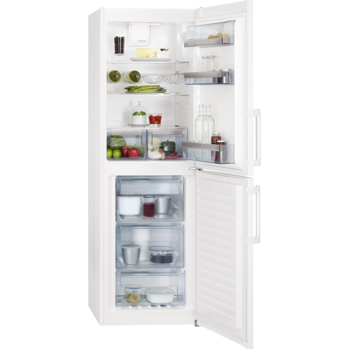 AEG - Freestanding fridge freezer - Free-standing - S53520CTW2