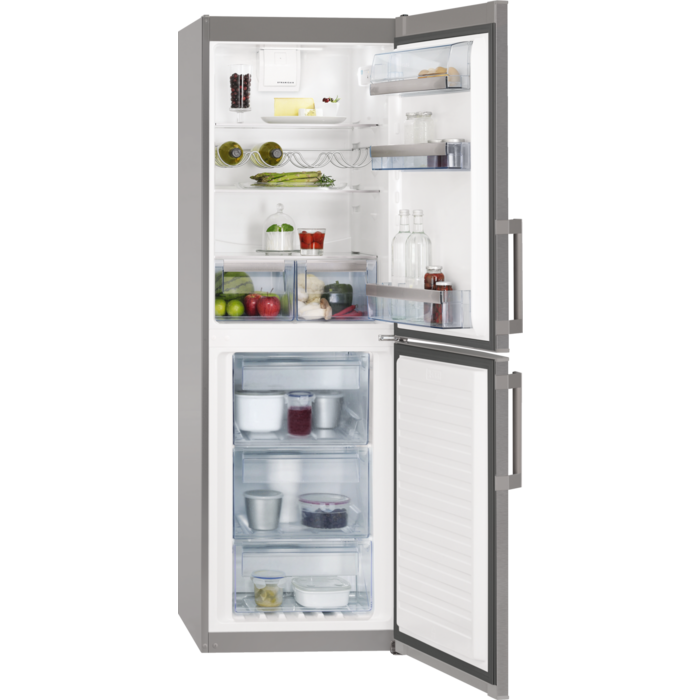 AEG - Freestanding fridge freezer - Free-standing - S53520CTX2
