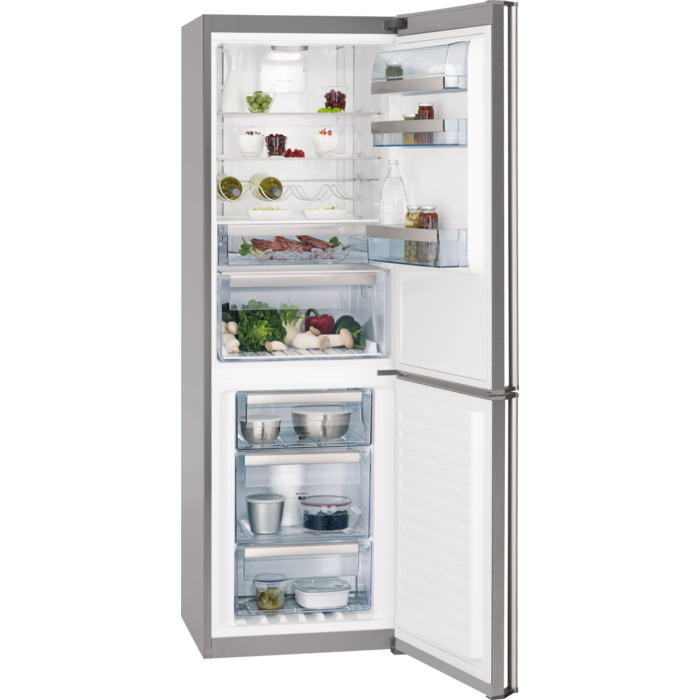 AEG - Freestanding fridge freezer - Free-standing - S83520CMX2