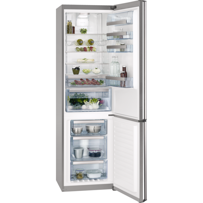 AEG - Freestanding fridge freezer - Free-standing - S83920CMX2