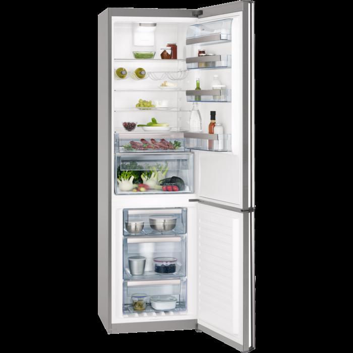 AEG - Volně stojící kombinovaná chladnička - S83930CTX2