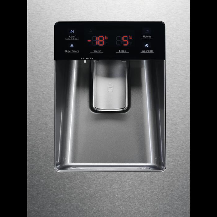 AEG - Freestanding fridge freezer - Free-standing - S76010CMX2