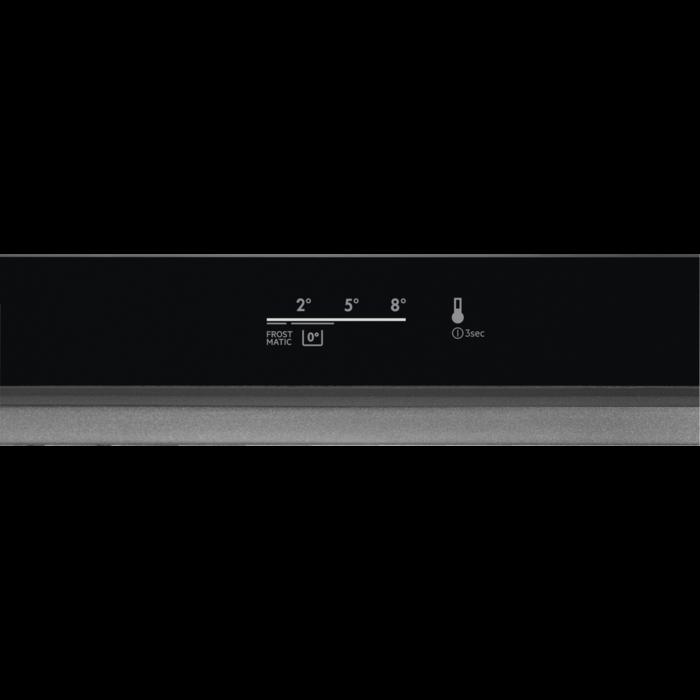AEG - Freestanding fridge freezer - Free-standing - RCB53325MX