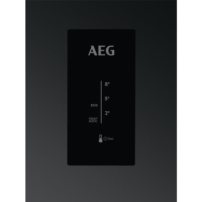 AEG - Jääkaappipakastin - Vapaasti sijoitettava - RCB53424TW