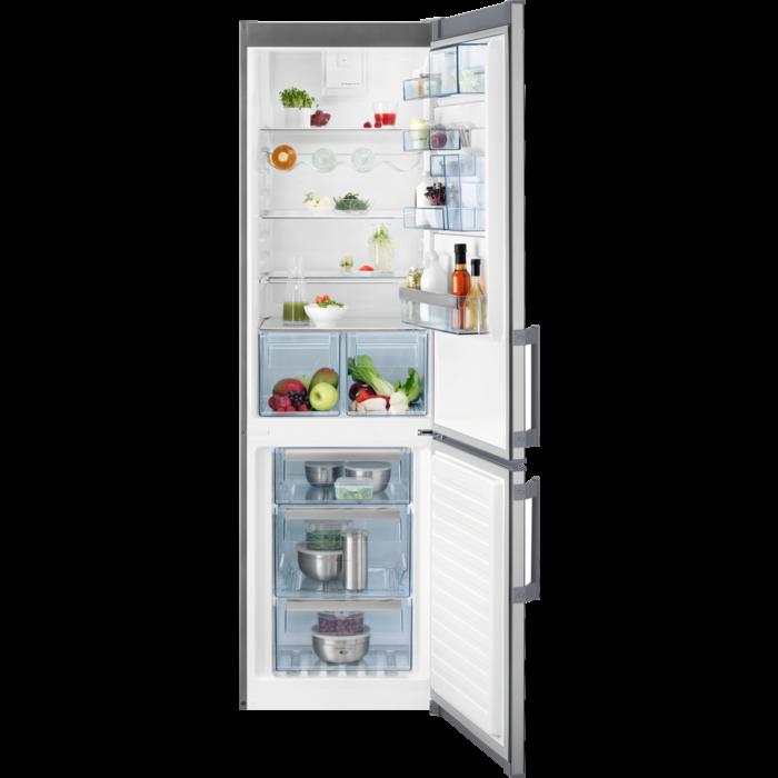 AEG - Voľne stojaca chladnička s mrazničkou - S53920CTXF