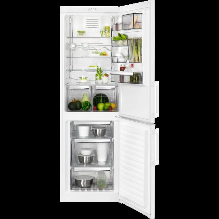 AEG - Freestanding fridge freezer - Free-standing - RCB53325MW
