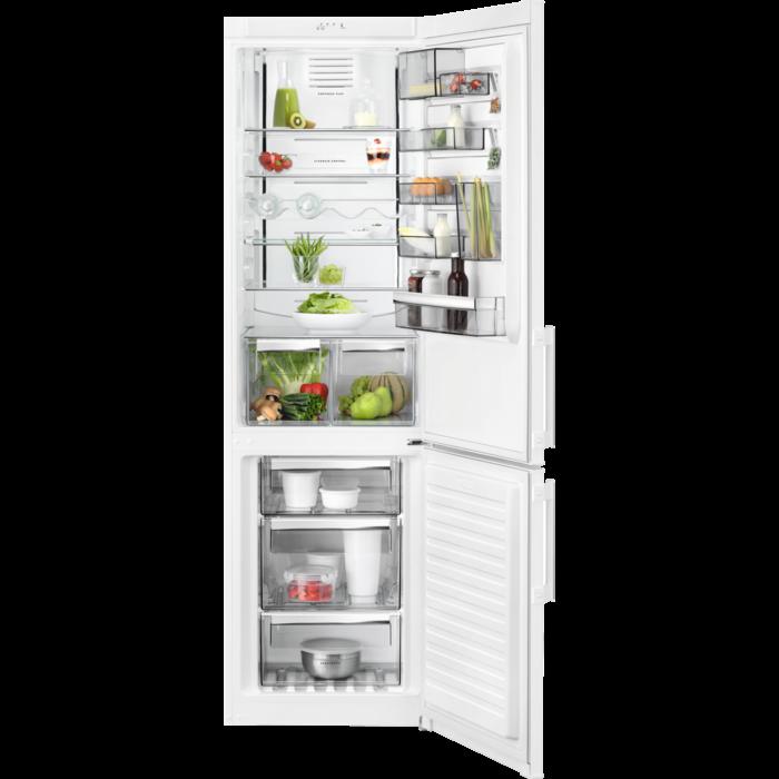 AEG - Freestanding fridge freezer - Free-standing - RCB53725MW