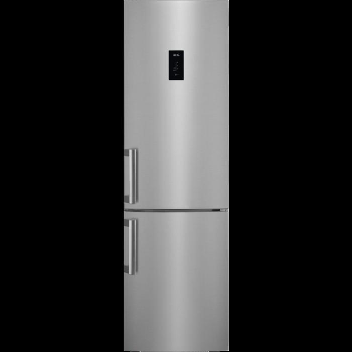 AEG - Brīvi stāvoši ledusskapji ar saldētavu - RCB63726OX