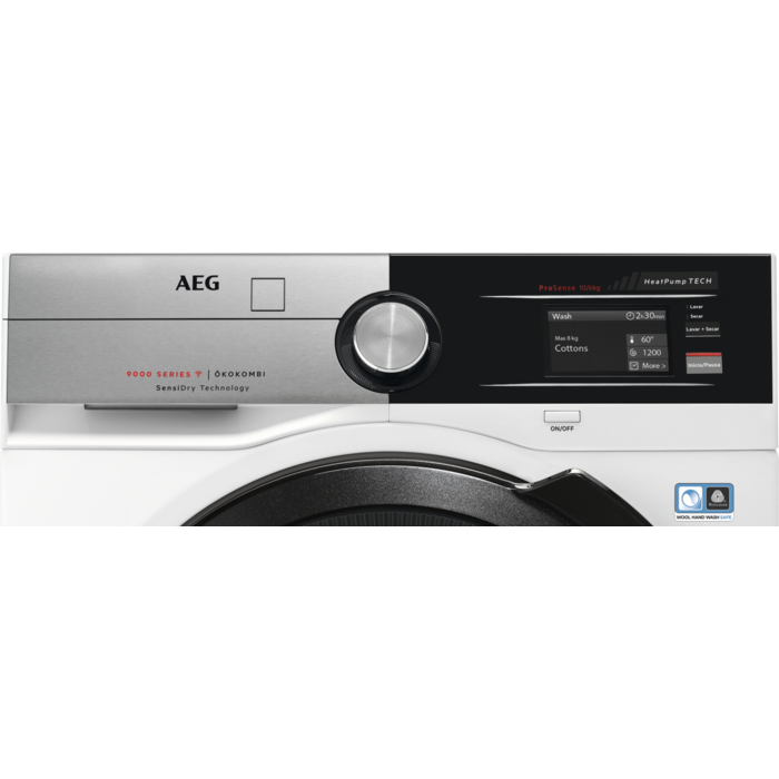 AEG - Lavasecadora - L9WEA163