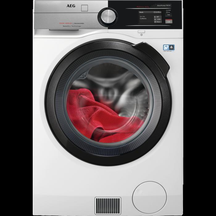 AEG - Kuivaava pesukone - L9WEH166A