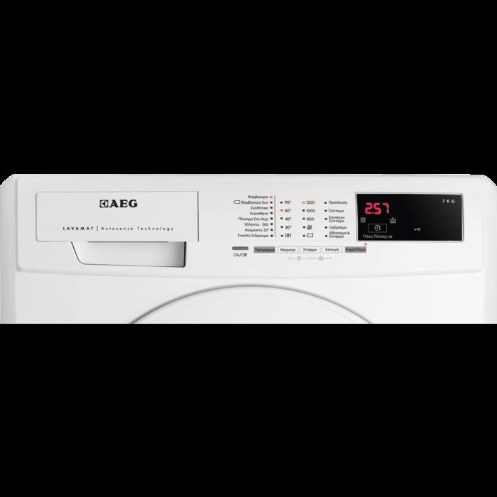 AEG - Πλυντήριο ρούχων εμπρόσθιας φόρτωσης - L68270FL