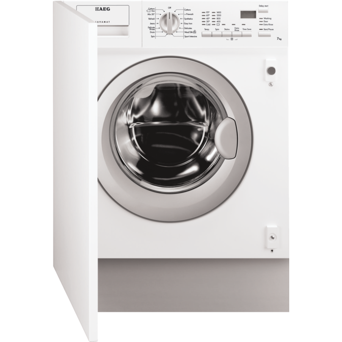 AEG - Integrated washing machine - L61470BI