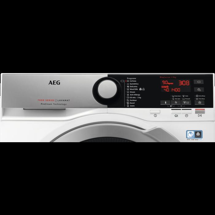 AEG - Edestä täytettävä pyykinpesukone - L7FEP947E