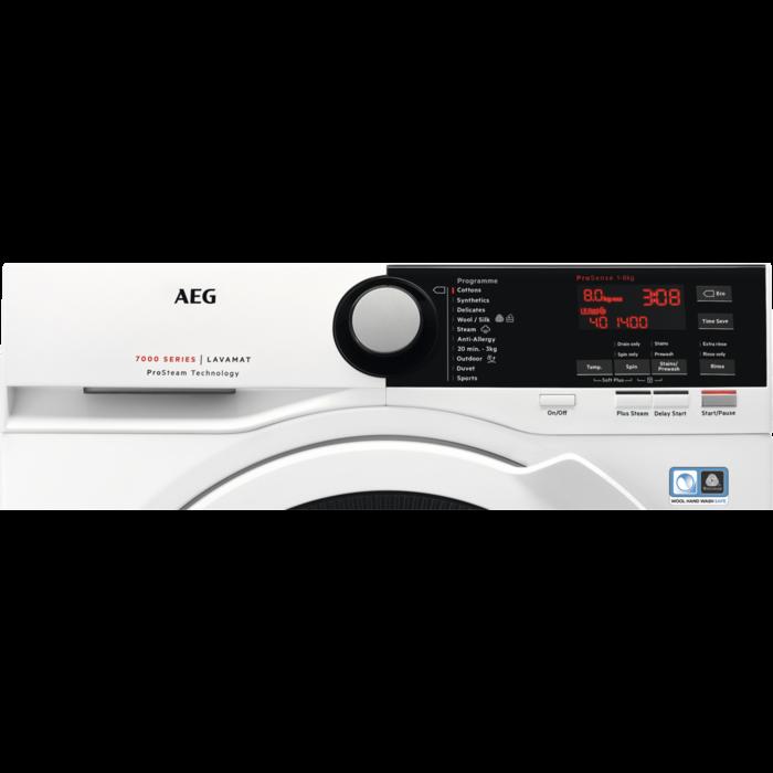 AEG - Front loader washing machine - L7FBE841R