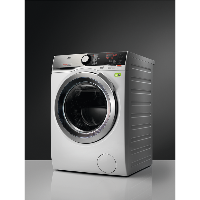 AEG - Wasmachine voorlader - L8FE96ES