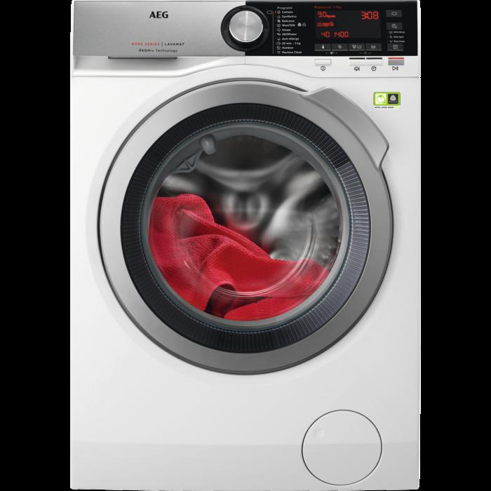 AEG - Edestä täytettävä pyykinpesukone - L8FEP965C