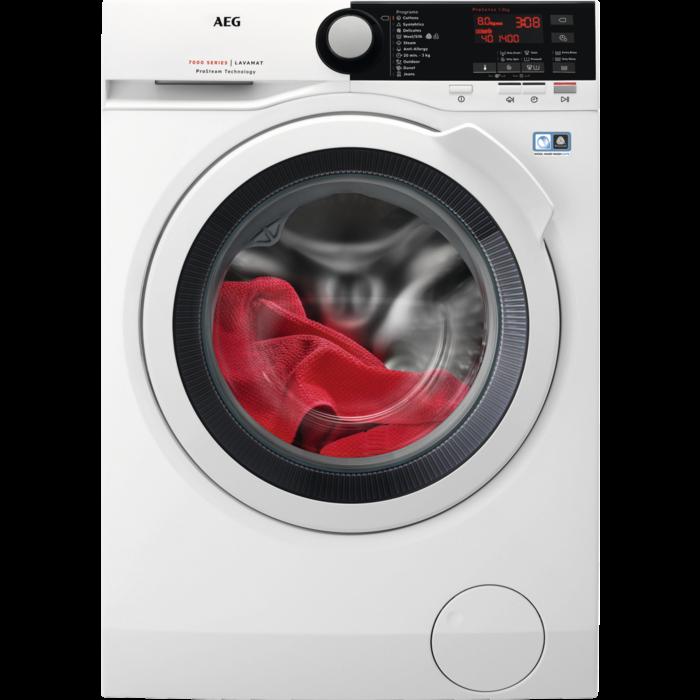 AEG - Edestä täytettävä pyykinpesukone - L7FBK842E