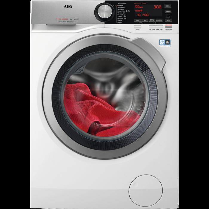 AEG - Front loader washing machine - L7FEC146R