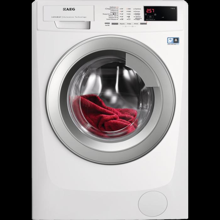 AEG - Πλυντήριο ρούχων εμπρόσθιας φόρτωσης - L68271VFL