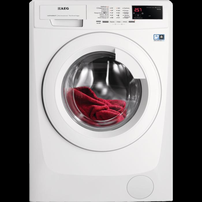 AEG - Πλυντήριο ρούχων εμπρόσθιας φόρτωσης - L69480FL