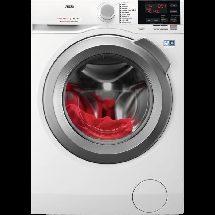 AEG - Máquina de lavar carga frontal - L6FBG944
