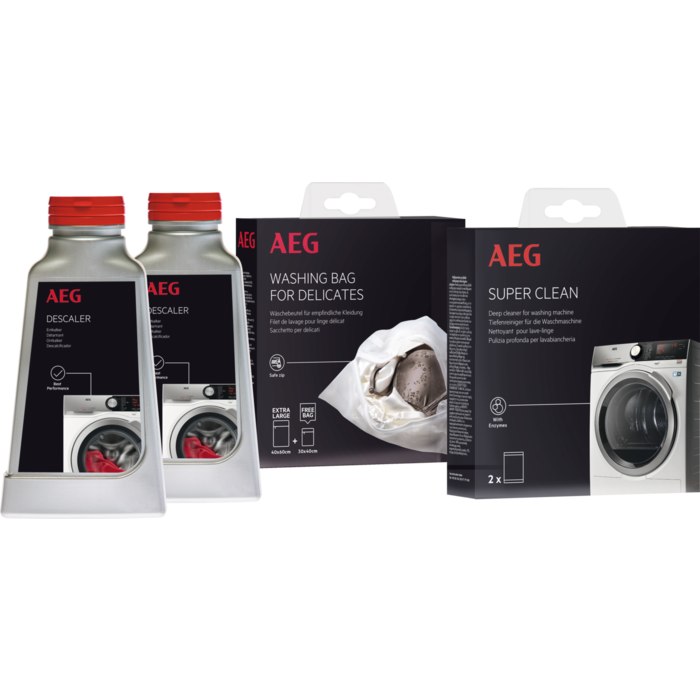 AEG - Kit de limpieza para lavadoras - A6WKP1001