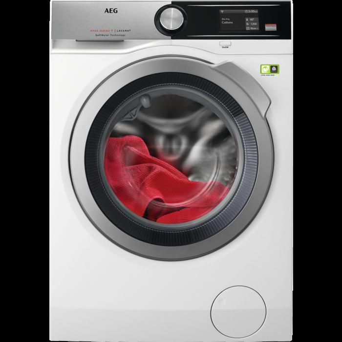 AEG - Front loader washing machine - L9FEA966C