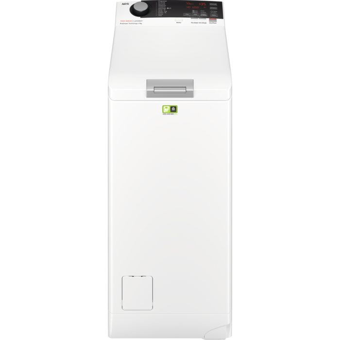 AEG Lavamat L7TE74275 Toplader Waschmaschine , A+++, weiß